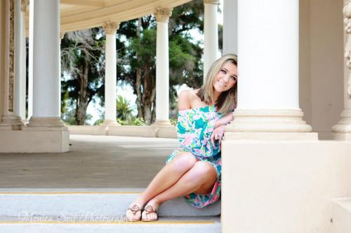 senior Photosession San Diego